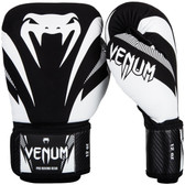 Venum Impact 16oz Boxing Gloves Black/White