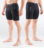 Virus Men's Stealth Stay Cool Compression Short (Co14.5) Black on Black