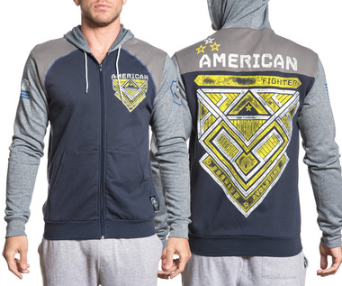 American Fighter Douglas Artisan FB Zip Hoodie