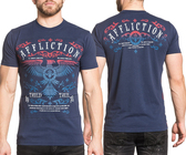 Affliction Bird T-shirt
