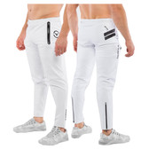 Virus Energy Series Unisex Bioceramic KL1 Active Recovery Pant (Au15) - WHITE