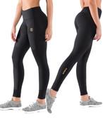 Virus Womens EAu24 Onyx Bioceramic™ Compression Pants