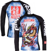 Tatami Oriental Dragon Rash Guard