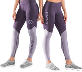 Virus Women's Stay Cool Eco21.5  Compression Pant - Night Shade/Lavender