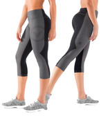 Virus Women's Stay Cool Compression Crop Pant (Eco34)