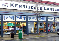 My Garden Bag return depot - Kerrisdale lumber