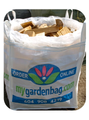 Big Bulk bag of Maple firewood, dried, chopped, split