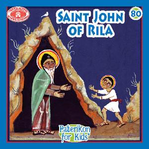 Saint John of Rila, Paterikon for Kids 80 (PB-SJRIPO)