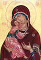 Virgin and Child II [S]