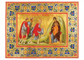PK-C5 Illuminated Nativity Greeting Cards: Adoration of the Magi