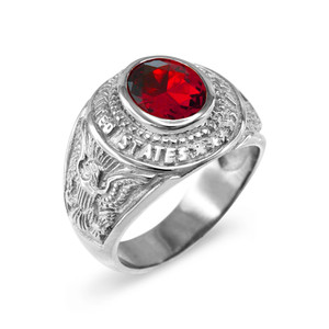 July (ruby red)