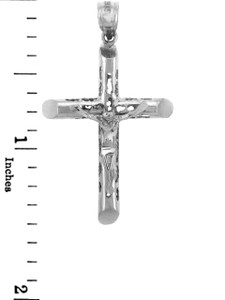 Sterling Silver Crucifix Pendant - The Endless Crucifix