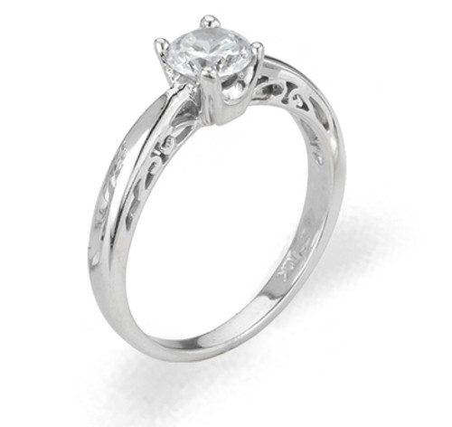 Ladies Cubic Zirconia Ring - The Orianna Diamento