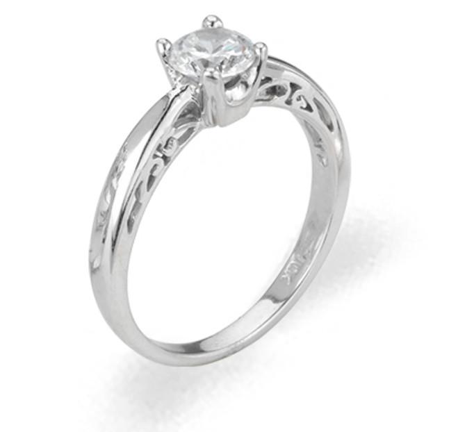Ladies Cubic Zirconia Ring - The Orianna Diamento