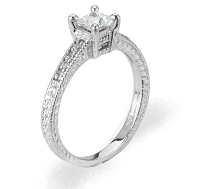 Ladies Cubic Zirconia Ring - The Tanika Diamento