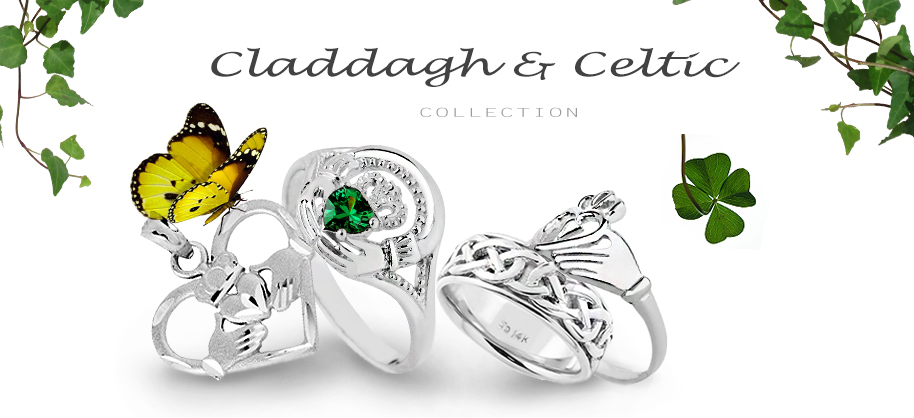 Celtic and Claddagh Collection