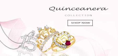 Quinceanera Jewelry