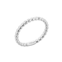 Sterling Silver Ball Chain Bead Knuckle Ring