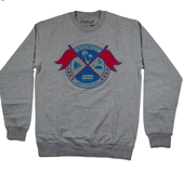 District Supply Co. Sweatshirt Seal www.krypticproscooters.com