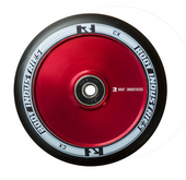 Root Industries AIR Wheel 110mm - BLACK/RED www.krypticproscooters.com