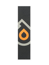 District LARGE D LOGO Grip Tape-ORANGE www.krypticproscooters.com