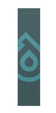 District HT LARGE D LOGO Grip Tape-POLAR (Turquoise) www.krypticproscooters.com