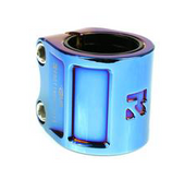 Root Industries Air DOUBLE CLAMP-Blu-Ray www.krypticproscooters.com