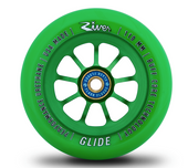 River Wheel EMERALD Glide 110mm Wheel  www.krypticproscooters.com