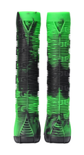Envy V2 Hand Grips-GREEN/BLACK www.krypticproscooters.com