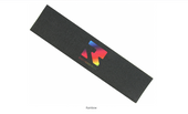 Root Industries Grip Tape - Rainbow  www.krypticproscooters.com