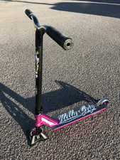 """Kryptic SHREDDER"" Custom Scooter www.krypticproscooters.com"