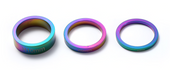 Envy Headset Spacer Set-OIL SLICK www.krypticproscooters.com