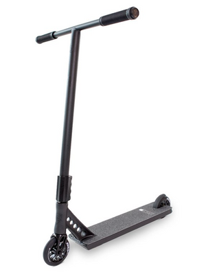"""Lucky 2018 EVO Pro Scooter-BLACK 22"""" www.krypticproscooters.com"""