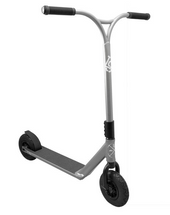 Lucky Dirt Scooter LS-Gunmetal www.krypticproscooters.com