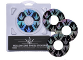 Envy Wheel Sticker Pack 110mm-Hex www.krypticproscooters.com
