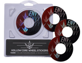 Envy Wheel Sticker Pack-Split Envy www.krypticproscooters.com