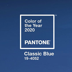 Classic Blue - Pantone's Colour Of The Year