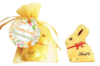 Bunny Bag Easter Gift