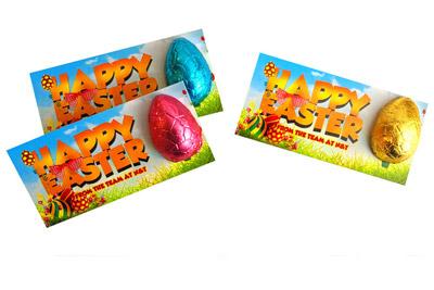 Easter Egg Card Gift