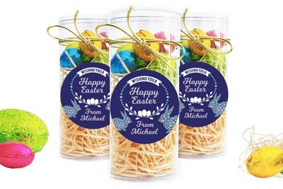 Egg Tube Easter Gifts