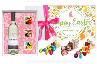 Personalised Easter Hamper Gifts