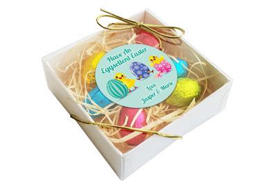 Egg Nest Box Easter Gifts