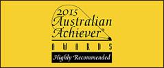 2015 Service Award For Chocablock Chocolates