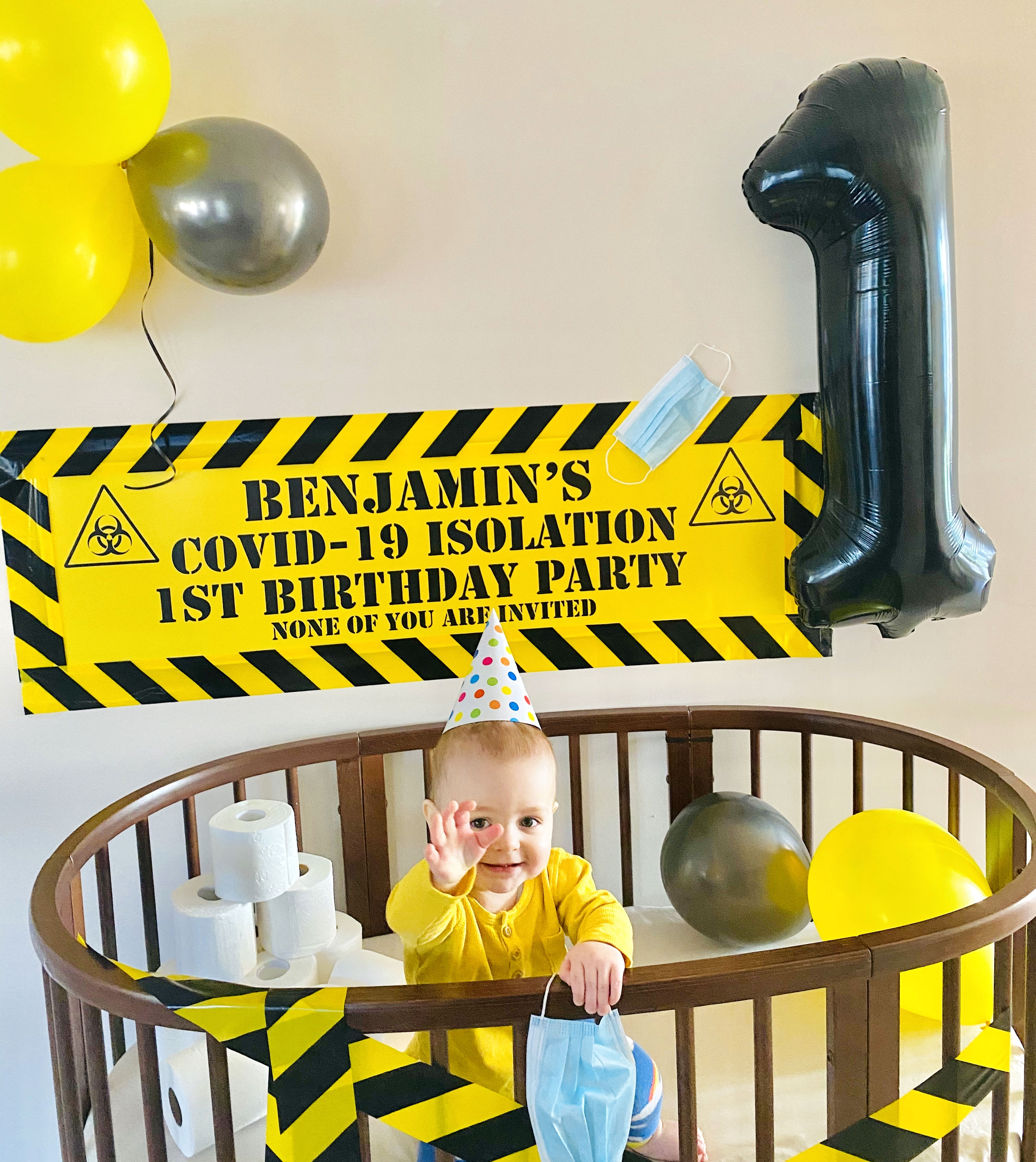 Quarantine Birthday - Kids Party Budget Ideas