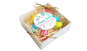 Perspective - Easter Elements Personalised Easter Egg Nest Box
