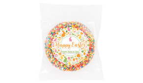 Cute And Colourful Personalised Easter Giant Chocolate Freckles