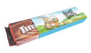 Bunny And Basket  Personalised Packet Of TimTams TM