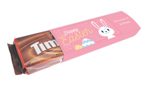 Funny Bunny Personalised Packet Of TimTams TM