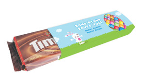 Big Egg Bunny Personalised Packet Of TimTams TM