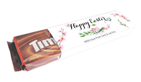 Floral Watercolour Personalised Packet Of TimTams TM